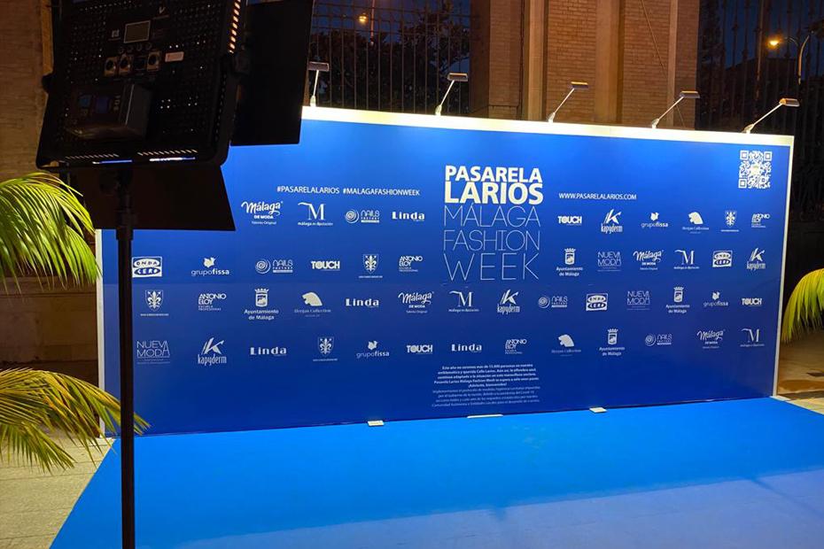 Héqate Producciones en la X Pasarela Larios Málaga Fashion Week